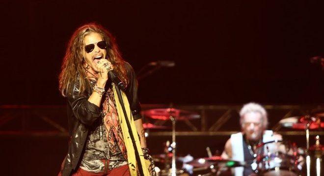 Aerosmith em Del Mar, Califórnia