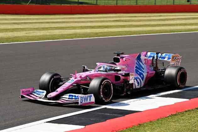 Afastado desde dezembro, Nico Hülkenberg voltou a entrar no cockpit de um F1 e fechou o dia em sétimo