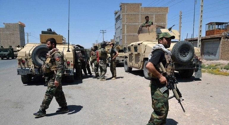Cerca de 600 militares britânicos serão enviados ao Afeganistão