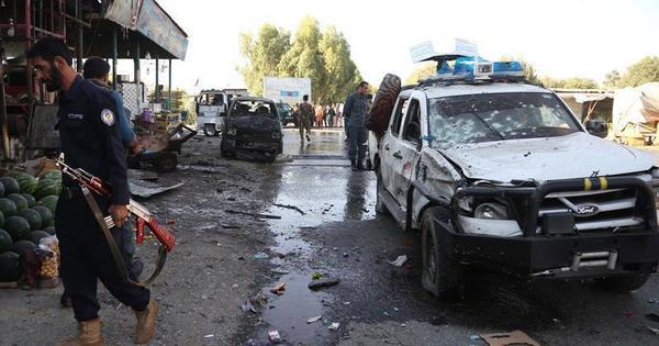 Ataque contra veículo policial deixa 10 mortos no Afeganistão
