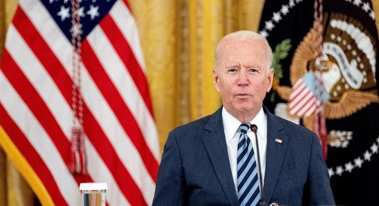 Presidente dos EUA acompanha o desenrolar dos acontecimentos no Afeganistão