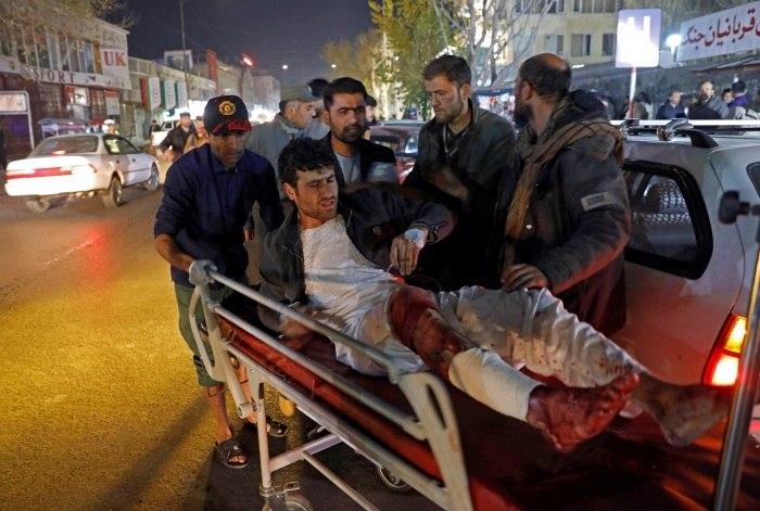 Explosão em celebração mata mais de 50 na capital do Afeganistão