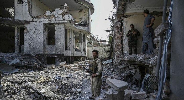 Porta-voz da ONU afirma que país pode estar caminhando para uma catástrofre