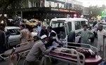 Afeganistão: número de mortos em atentado sobe para 161VEJA MAIS