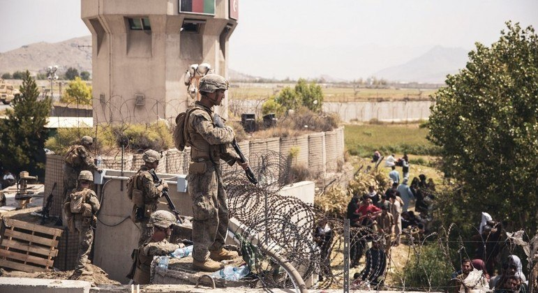 Não havia baixas entre os soldados norte-americanos no Afeganistão desde fevereiro de 2020