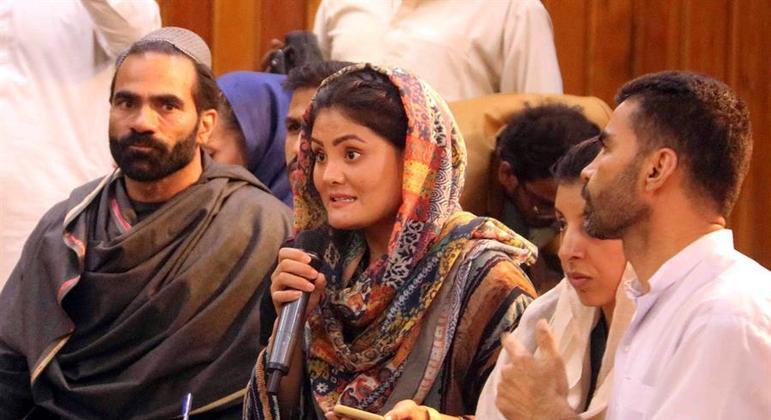 A imprensa afegã abriu portas para muitas mulheres do país poderem trabalhar
