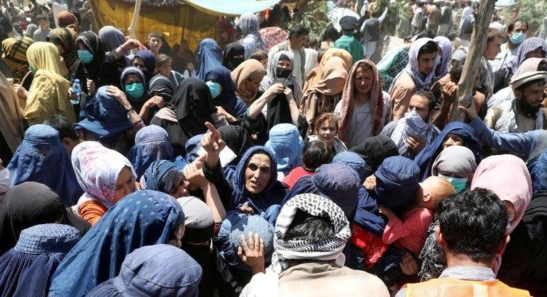 Afegãos temem banho de sangue