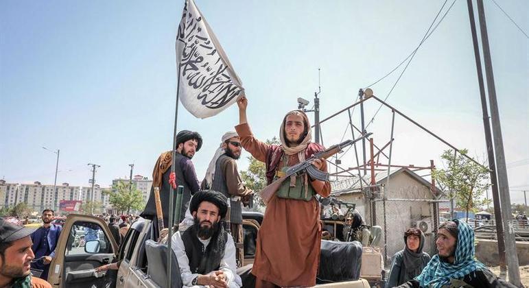 Talibã voltou ao poder no Afeganistão