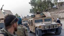 Talibãs controlam 90% das fronteiras afegãs, diz agência russa