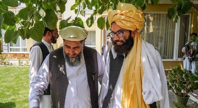 Os Haqqani estão submetidos a sanções da ONU devido a ataques terroristas