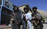 Talibã diz que voltará a aplicar amputação de mão como penaVEJA MAIS