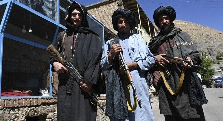 Execuções e amputações eram símbolos do governo do Talibã que durou até 2001