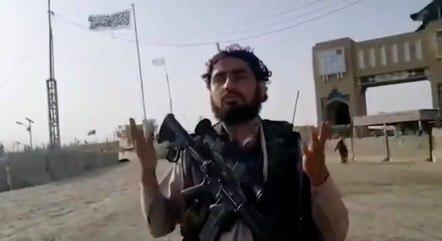 Combatentes controlam Spin Boldak, no Afeganistão