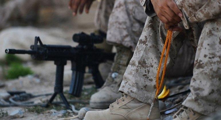 Ao longo dos anos da guerra, cerca de 18 mil afegãos trabalharam como tradutores para os EUA