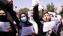 Talibã precisa respeitar o direito das mulheres, diz ativista afegã