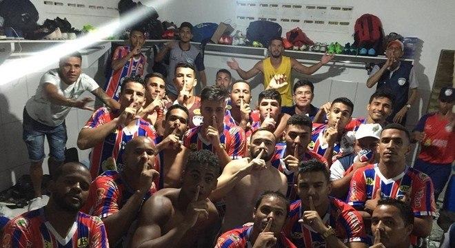 O humilde Afogados ironiza a eliminação do Atlético. Vergonhoso