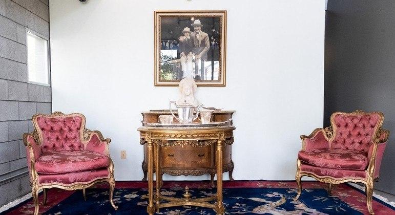 Objetos pessoais de Al Capone estavam com a neta do gângster