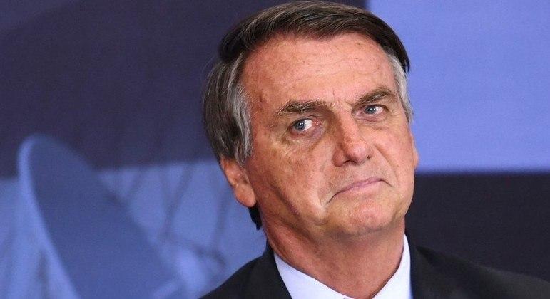 O presidente Jair Bolsonaro cobrou a equipe de ministros