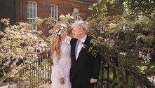 Downing Street confirma que Boris Johnson se casou em segredo
