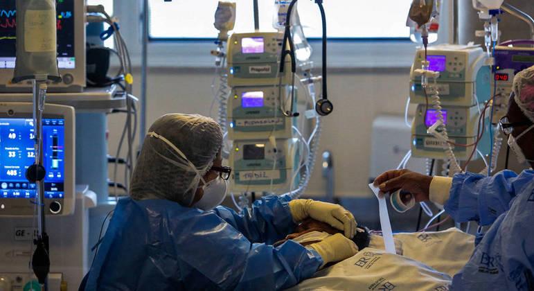 Fisioterapeutas são fundamentais na recuperação do paciente após a alta da UTI