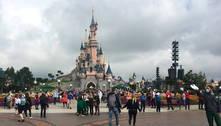 Disneylândia de Paris reabrirá em junho depois de 7 meses fechada