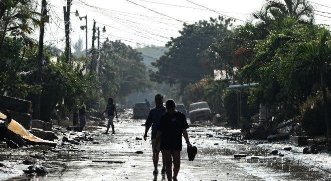 América Central foi atingida pelos furações Eta e Iota
