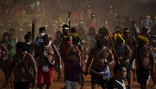 Bolsonaro diz que marco temporal será 'paulada' no agronegócio