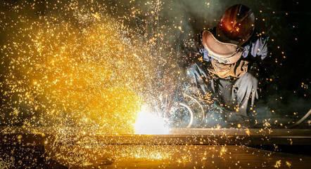 Confiança da indústria figura aos 108,4 pontos
