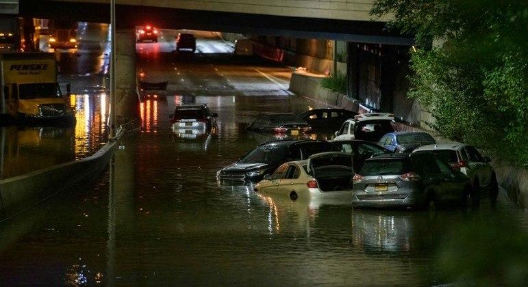 Cidade de Nova York está em situação de emergência