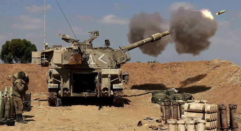 Pelo menos 487 palestinos se feriram após os disparos de Israel à Faixa de Gaza