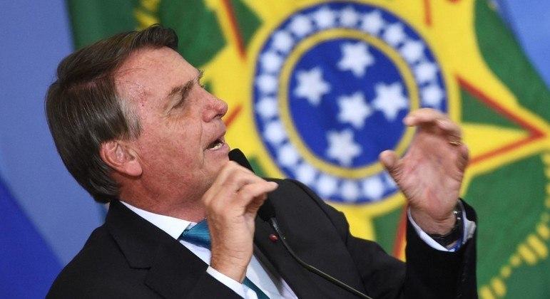 Bolsonaro teve reunião com presidente da Petrobras e ministro de Minas e Energia