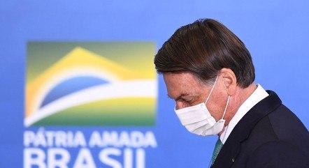 Na imagem, Jair Bolsonaro (sem partido)