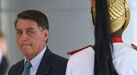 """Bolsonaro: """"Li a Constituição, interpretei e respeito"""""""