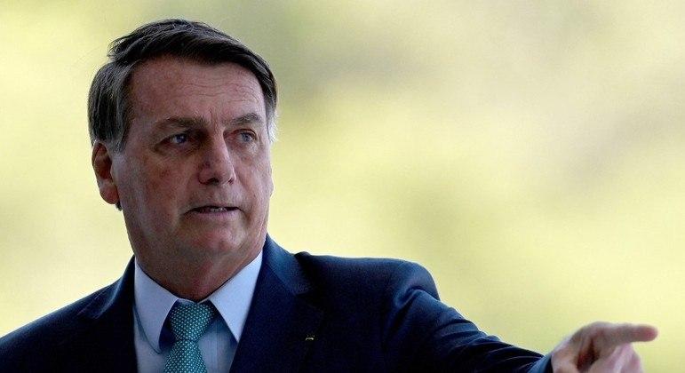 Presidente Jair Bolsonaro já chegou à cidade de Presidente Prudente, no interior de São Paulo