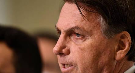 Bolsonaro destacou o ritmo de vacinação no país