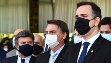 Bolsonaro cita recuo de Merkel ao criticar novamente lockdown