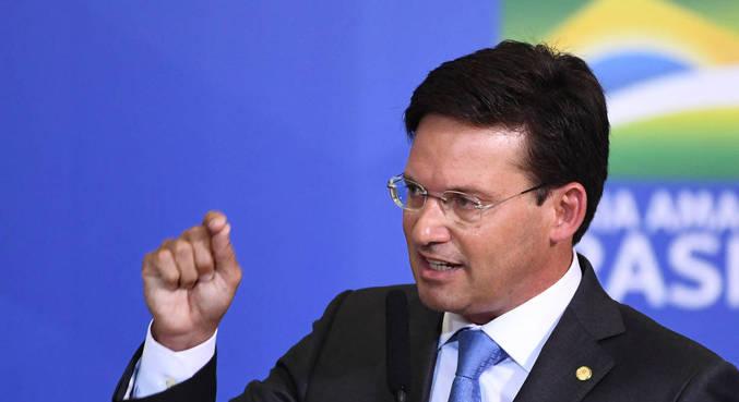 O ministro da Cidadania, João Roma, que defende esforço para proteger 25 milhões de cidadãos