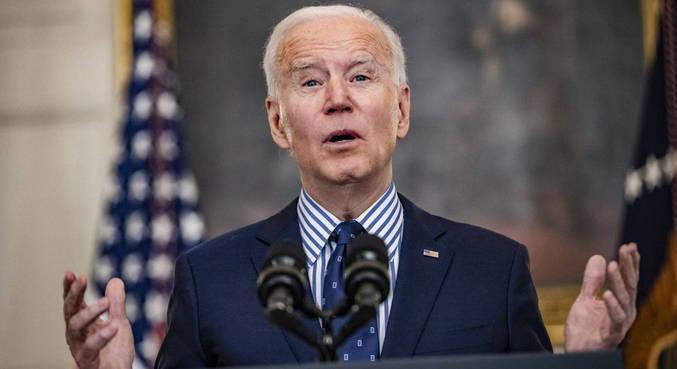 Joe Biden comemorou a aprovação do pacote