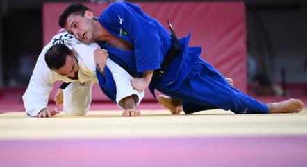 Cargnin venceu atleta de Israel em Tóquio