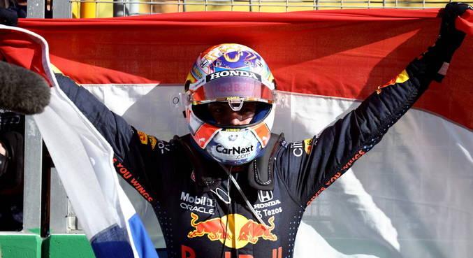 Verstappen venceu a prova deste domingo