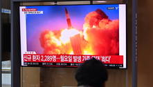 Coreia do Norte lança míssil e defende direito a testar armamento