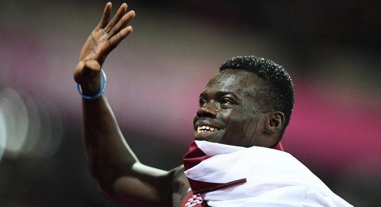 Jovem era uma das principais esperanças do Qatar na luta por uma medalha