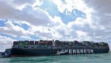 Desvio de rota após bloqueio em Suez tem custo extra de até 20%