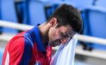 Um dia depois que a ginástica dos Estados Unidos anunciou a desistência de Simone Biles nas finais por equipes e individual geral, Djokovic falou em entrevista que 'a pressão é um privilégio' e que quem 'quer estar no topo, tem que aprender a lidar'