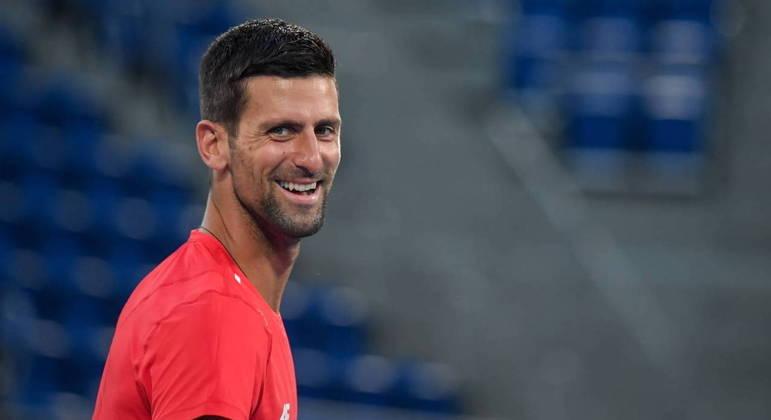 Novak Djokovic é favorito ao ouro no tênis