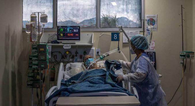 Cerca de 40% dos pacientes intubados voltam a ser internados seis meses depois