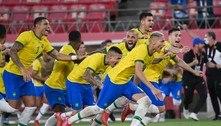 Brasil é a maior potência no futebol olímpico. Terceira final seguida