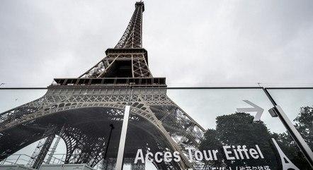 Na França, exigência para os turistas é estar totalmente imunizado