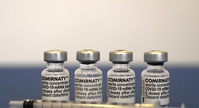 Este foi o primeiro lote do imunizante a chegar ao Brasil