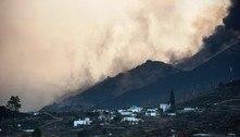 Voos seguem cancelados em La Palma após abertura de aeroporto